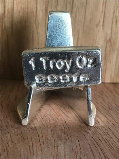 Silver Bar 1 oz